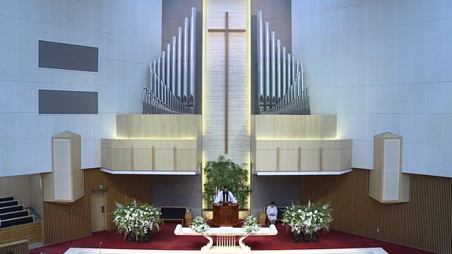 (예배실황)부활하신 그리스도