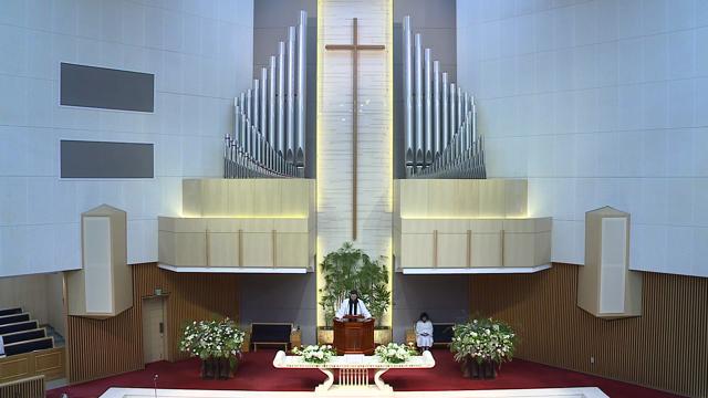 (예배실황)초대 교회의 메시지